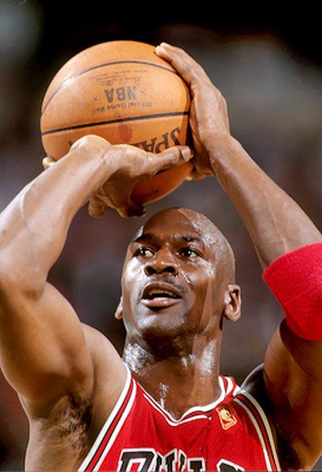 Michael Jordan was a Failure