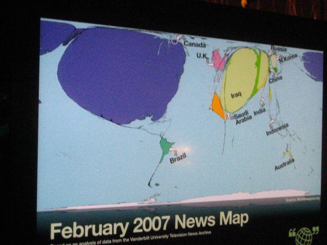 Alisa Miller News Map